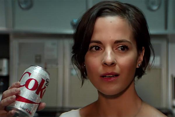 Coke movie commercial