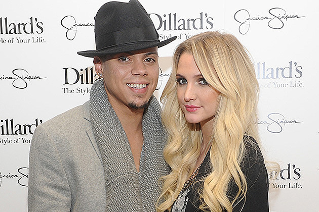 Evan Ross / Ashlee Simpson