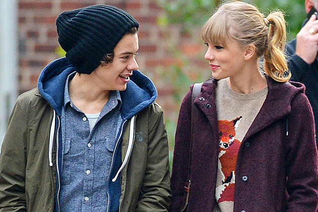 harry and taylor start dating Harry styles opens up about his 'wrong' and 'weird' dating behaviour and we're all ears the 23-year-old has revealed he is changing the way he dates women, after failed relationships with taylor swift, caroline flack and kendall jenner.