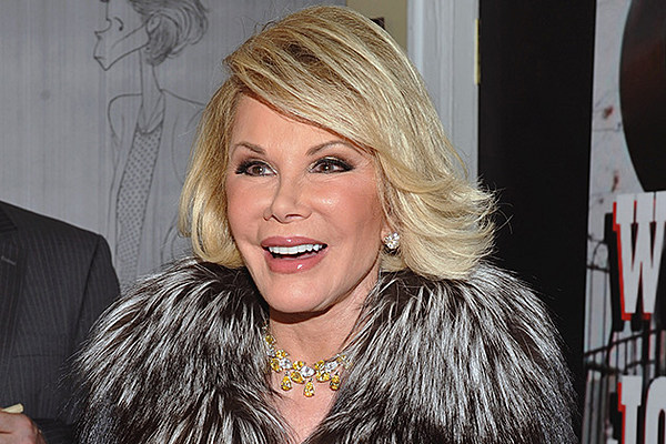Joan Rivers Dead at 81: Celebs React to the Comic Legend's ...