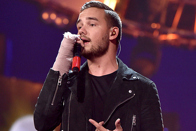 Liam Payne Denies Naked Pictures Are of Him