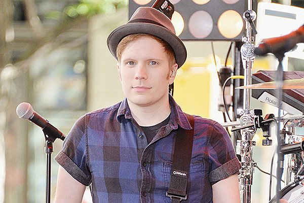 Patrick Stump of Fall Out Boy Expecting First Child