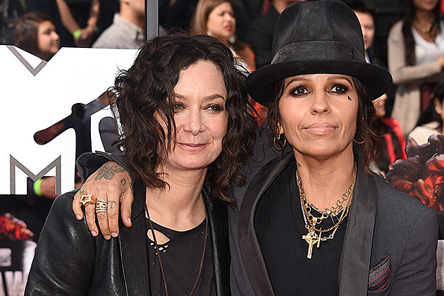 Sara Gilbert and Linda Perry Are Expecting a Child