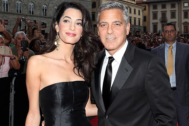 George Clooney / Amal Alamuddin