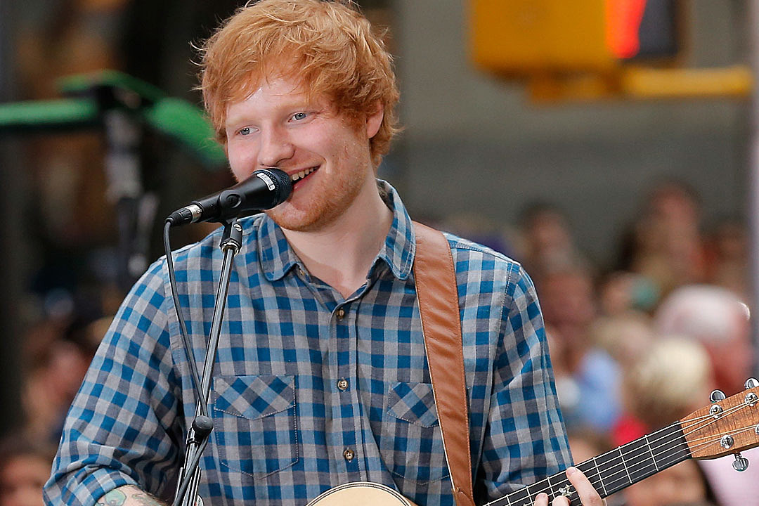 Ed Sheeran Denies Claims He'll Quit Music After Divide World Tour