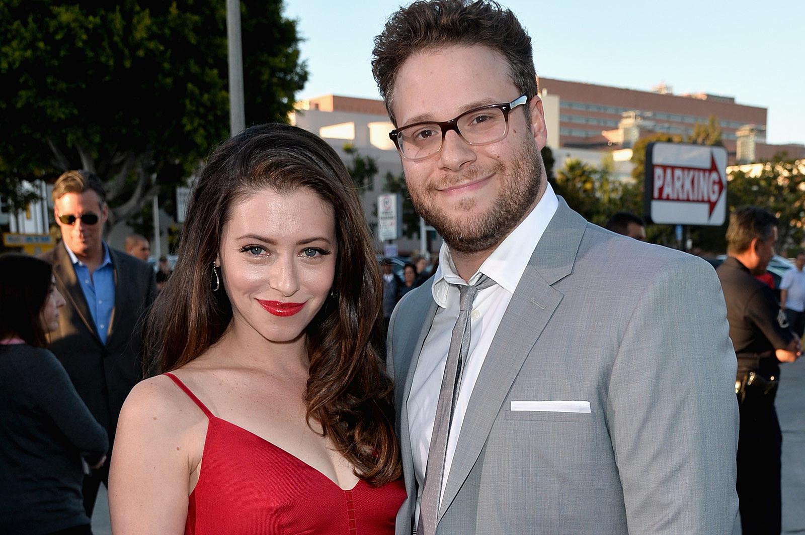 Celebrities Who Married Regular People [PHOTOS] Seth Rogen ...