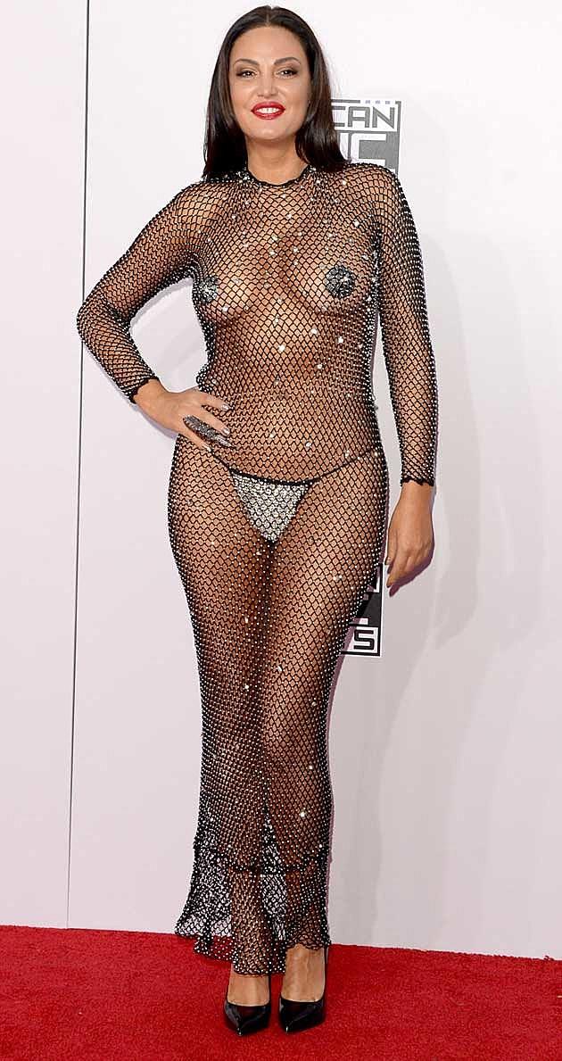 фото голые платья звезд