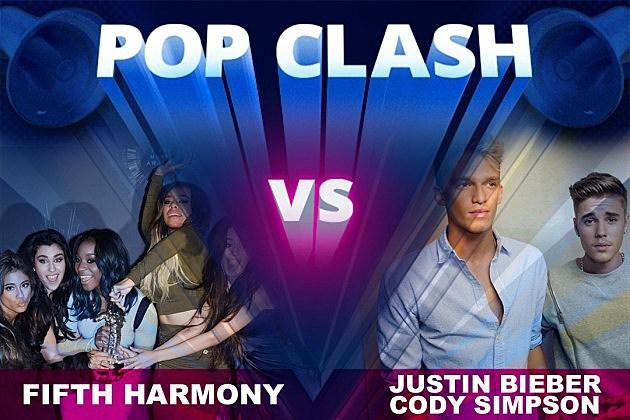 Fifth Harmony Cody Simpson JustinB ieber