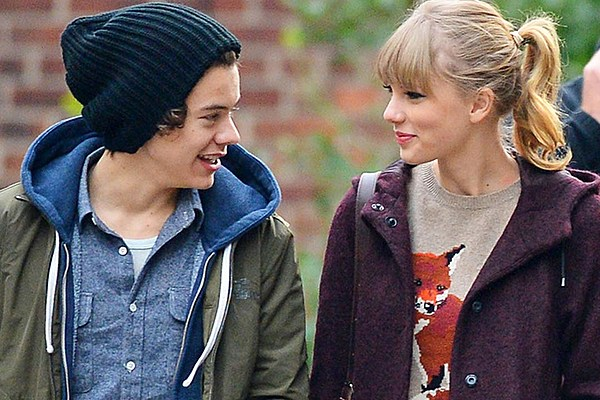Taylor Swift And Harry Styles Matching Necklaces