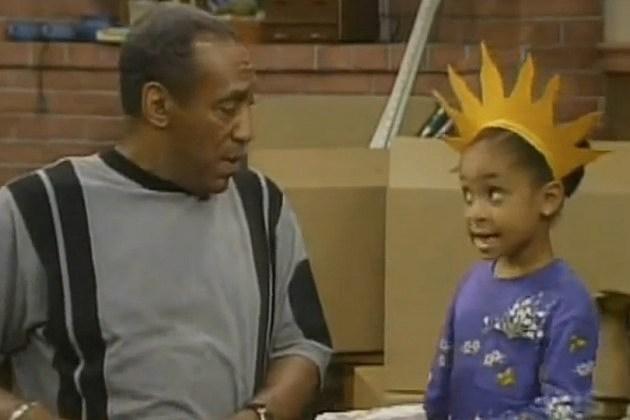 Raven-Symone Bill Cosby