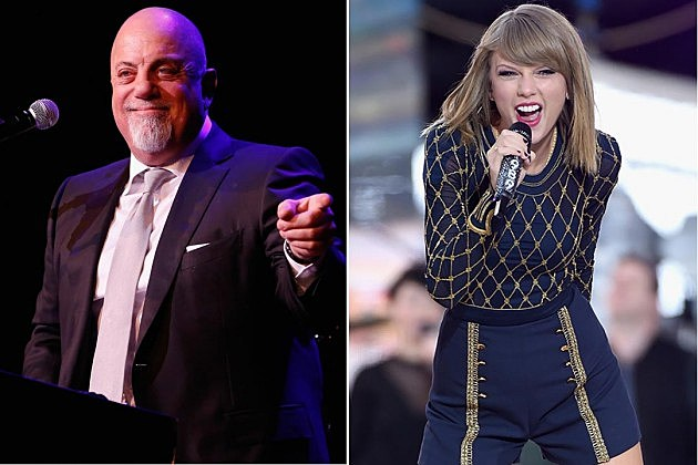 Billy Joel Taylor Swift
