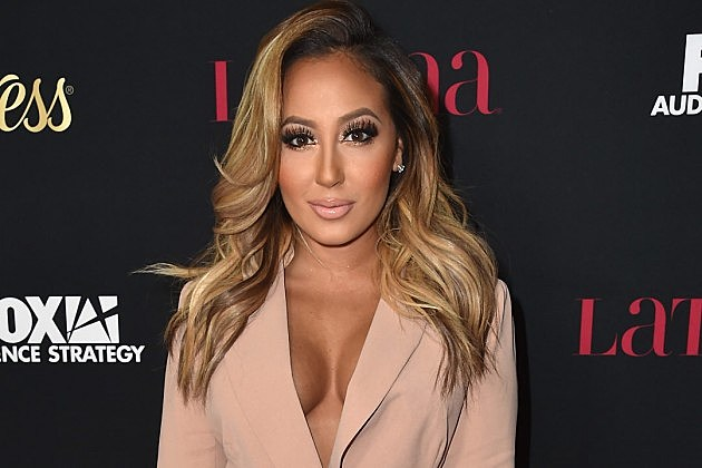 Boobs adrienne bailon