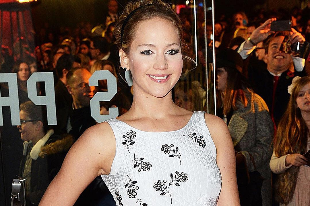Jennifer Lawrence Horrified She Had To Sing For Mockingjay Movie