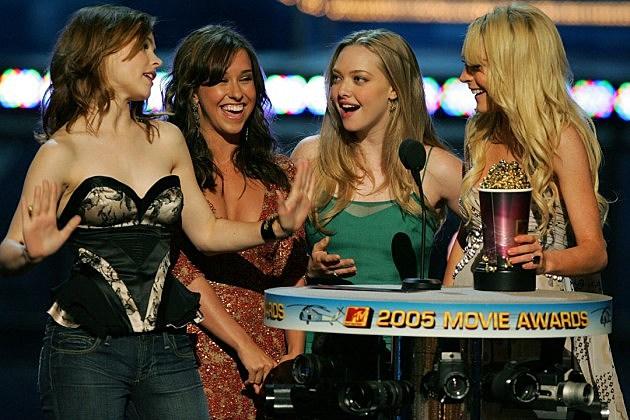 Rachel McAdams Lacey Chabert Amanda Seyfried Lindsay Lohan