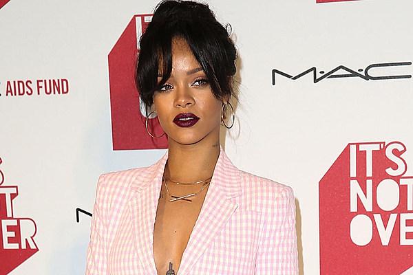 Rihanna Hints at Possible Surprise Albums