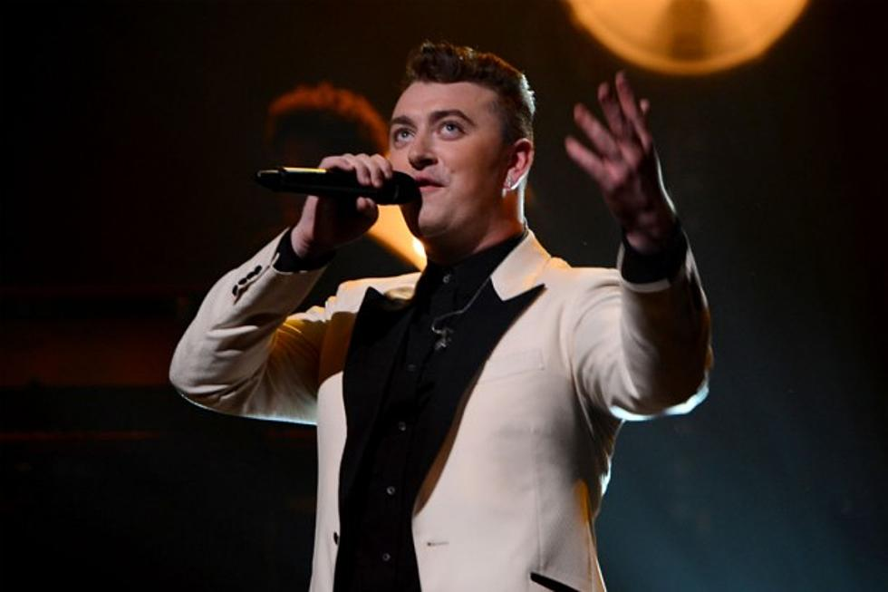 Sam Smith Sings Have Yourself A Merry Little Christmas On Very Grammy