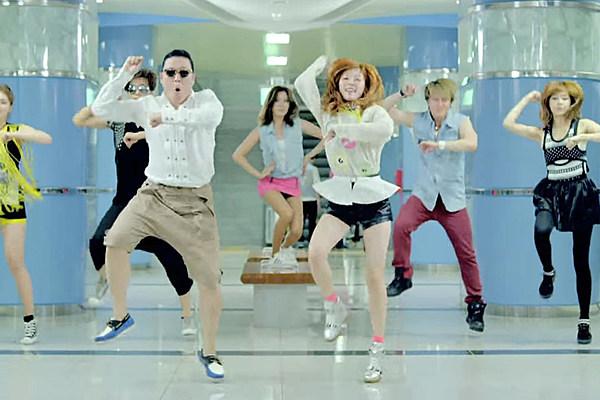 Psy's 'Gangnam Style' Video Breaks - 72.0KB
