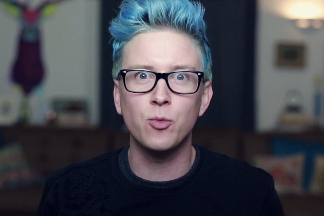 Tyler Oakley Talks Michael Cliffords Hair Video