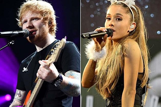 Ed Sheeran Ariana Grande