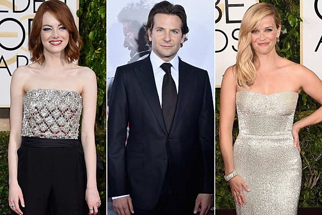 Emma Stone Bradley Cooper Reese Witherspoon
