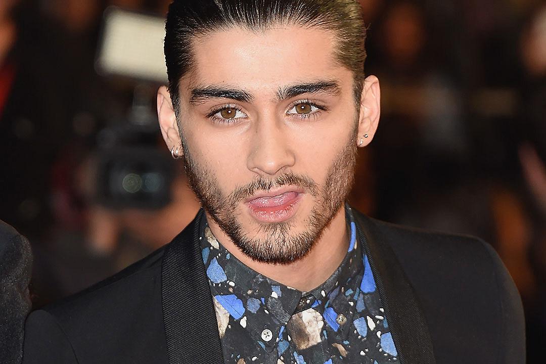 Zayn Malik Posts Selfie Of New Haircut Photo
