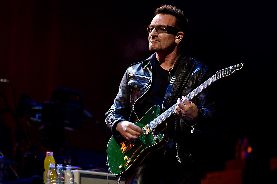 U2, Red Hot Chili Peppers, The Weeknd to headline Bonnaroo