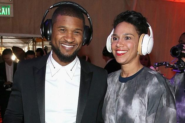 Usher Grace Miguel
