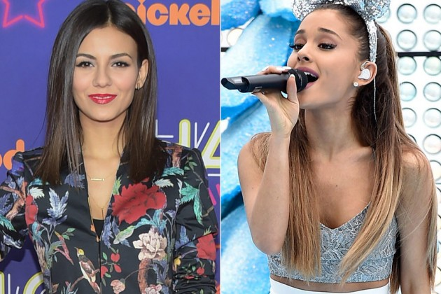Victoria Justice & Ariana Grande: Wango Tango Weekend | Photo ...