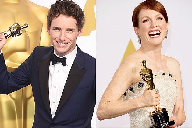 2015 Oscars Winners