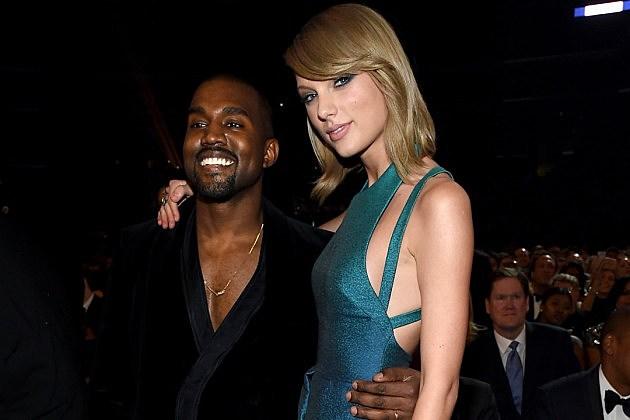 Kanye West Taylor Swift