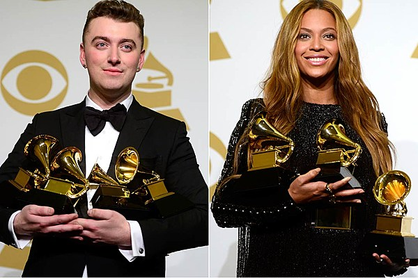 Grammy Winners: 2015 Grammy Award Winners