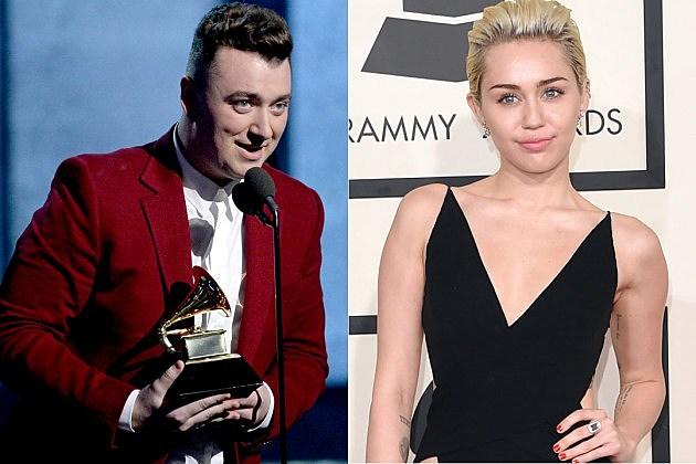 Sam Smith Miley Cyrus