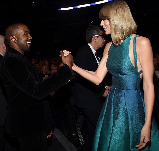Taylor Swift Kanye