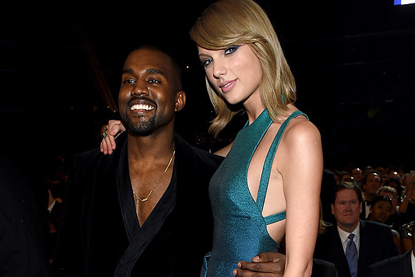 kanye west and taylor swift dating