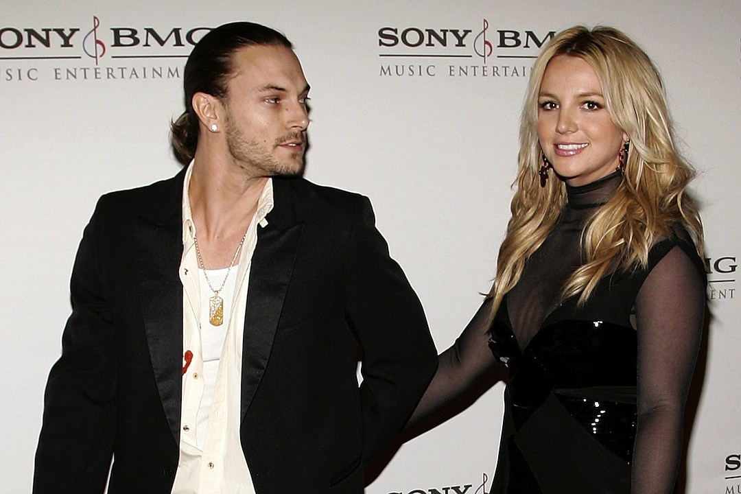 Britney Spears' Ex Kevin Federline Requests Child Support Payment Increase