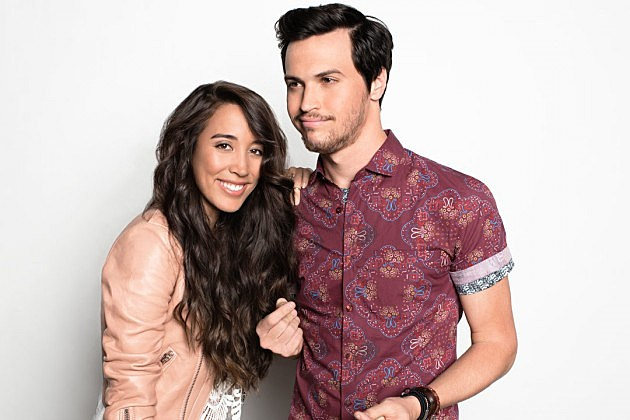 Alex amp sierra reveal their lucky charms and pre show ritual exclusive
