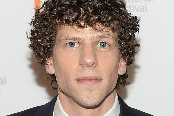 Jesse Eisenberg Goes Completely Bald for Lex Luthor Role Jesse Eisenberg