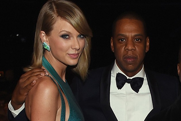 Taylor Swift Jay Z
