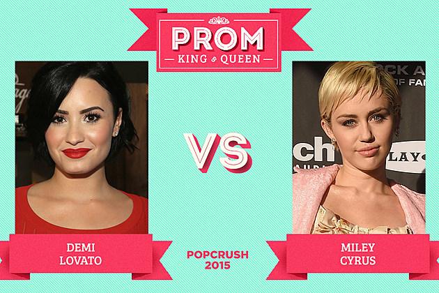 Demi Lovato Miley Cyrus