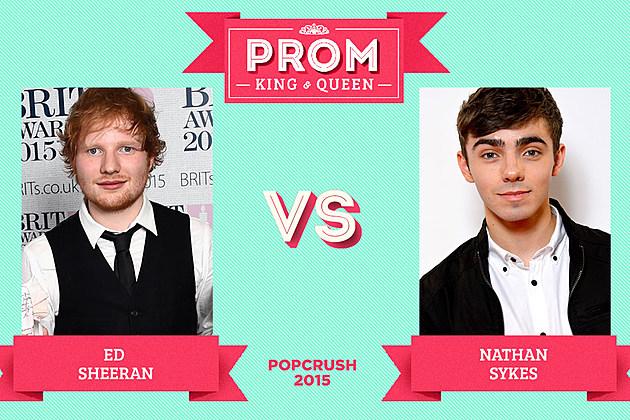 Ed Sheeran Nathan Sykes
