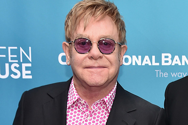 Elton John Final Curtain Tour
