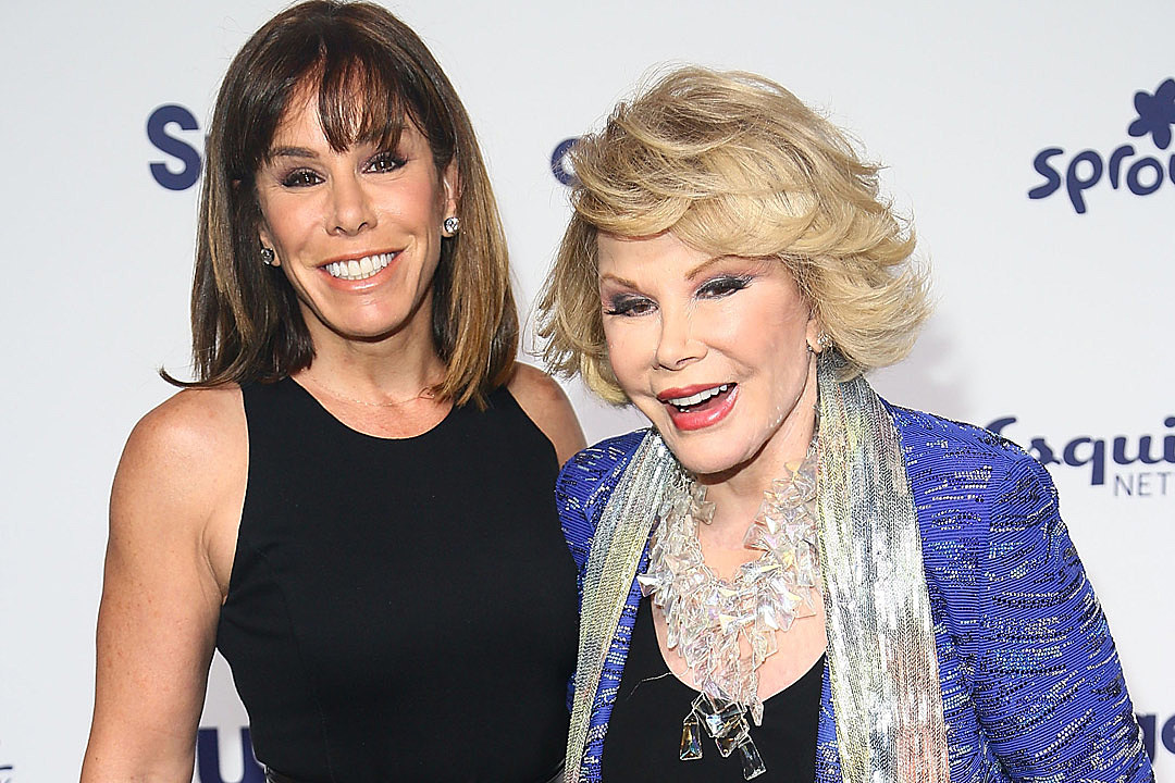 12 Videos That Prove Joan Rivers Was Chief of \'Fashion Police\'