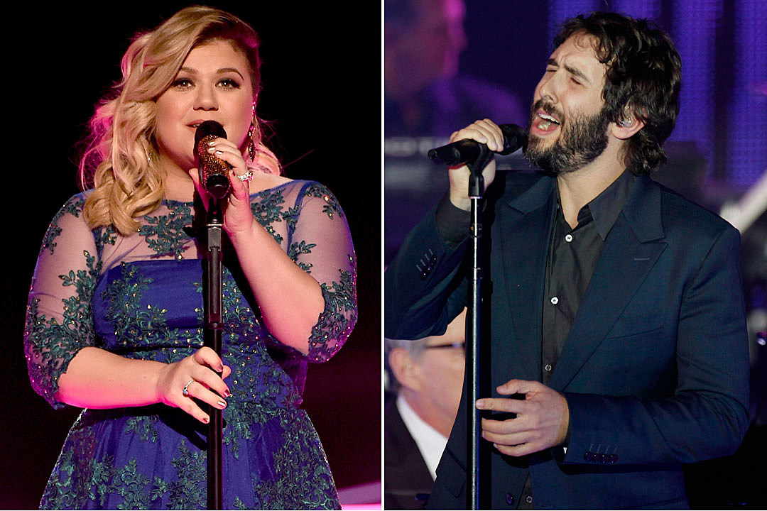 Kelly Clarkson Duets With Josh Groban on \'All I Ask of You\' [LISTEN]
