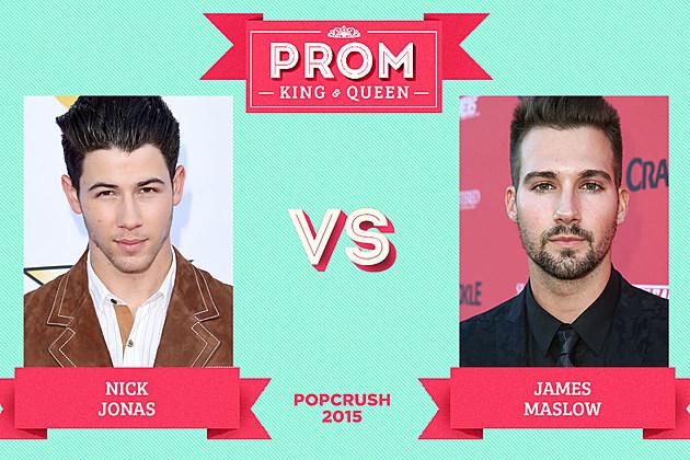 Nick Jonas James Maslow