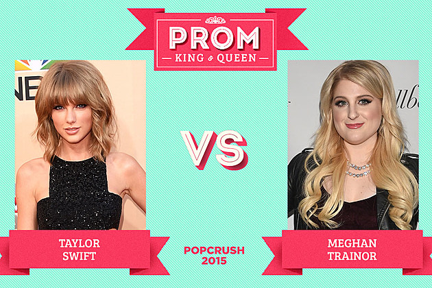 Taylor Swift Meghan Trainor