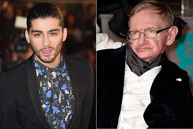 Zayn-Malik-Stephen-Hawking