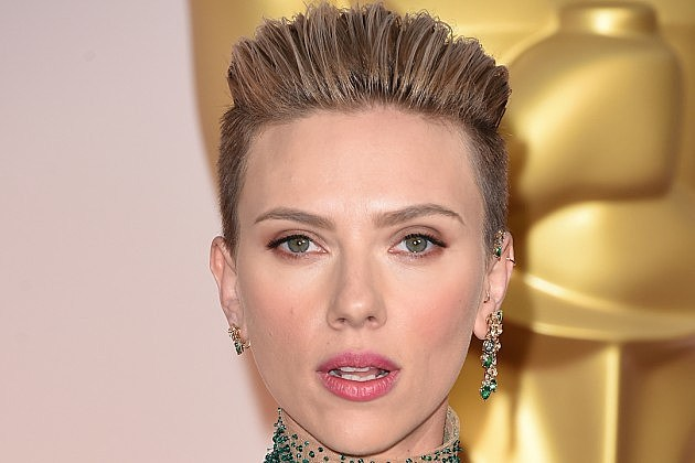 Scarlett Johansson is opening up about her views on marriage in Parade ... Scarlett Johansson