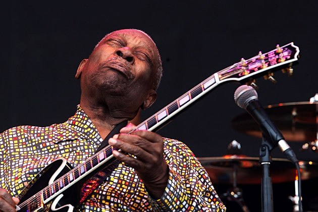 BB King dead at age 89