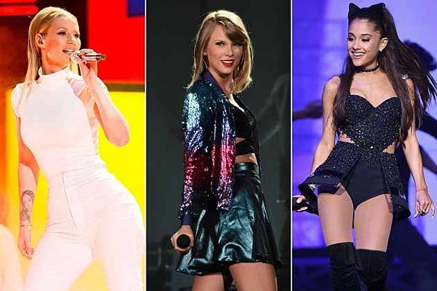 2015 billboard music award winners