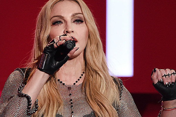 Madonna Notches First Hot 100 Hit In Three Years